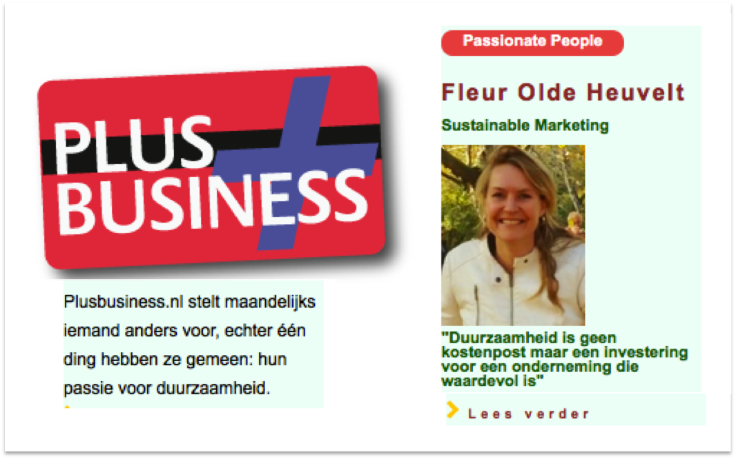 Plus Business-Passionate People-Fleur Olde Heuvelt